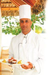 Chef Manuel Sanchez