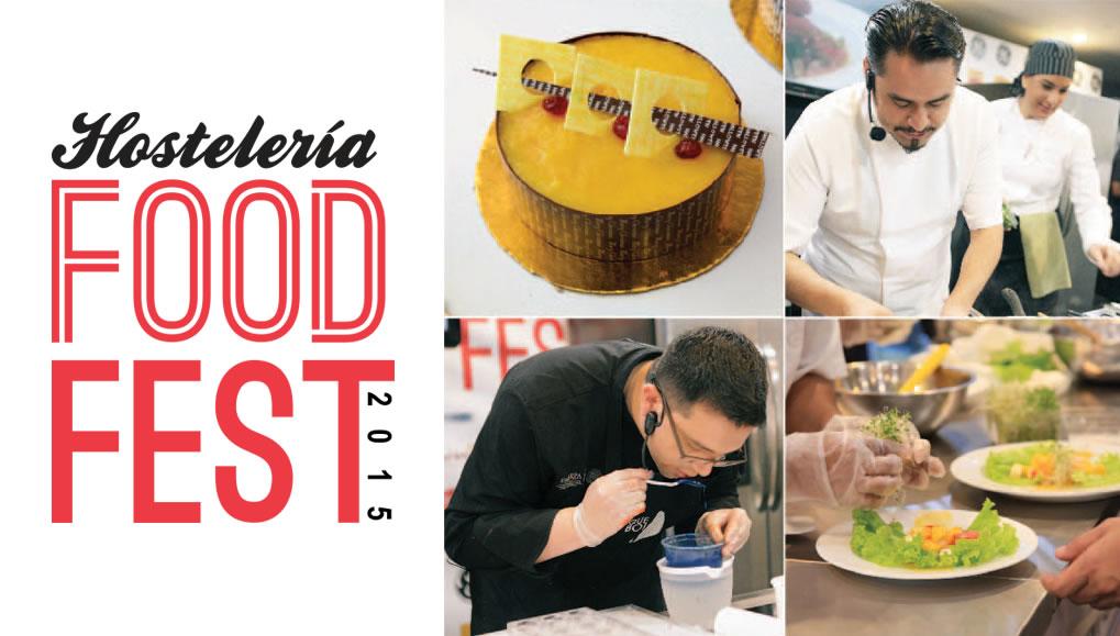Hosteleria food Fest 2015